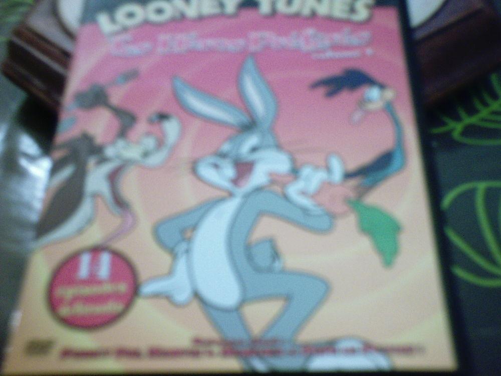 DVD Looney Tunes, collection platinium, vol 1 15 Villeneuve-sur-Yonne (89)