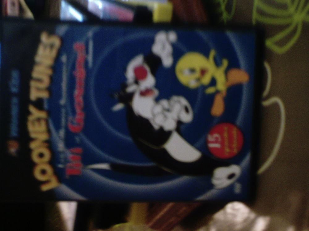 DVD Looney Tunes , Titi et Grosminet  10 Villeneuve-sur-Yonne (89)