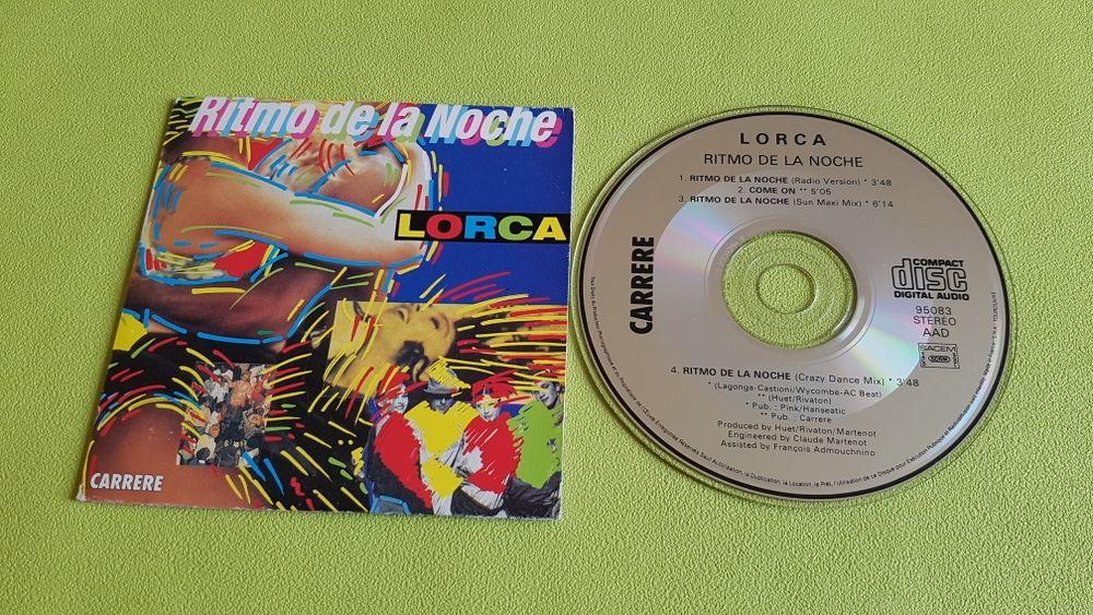 LORCA CD et vinyles