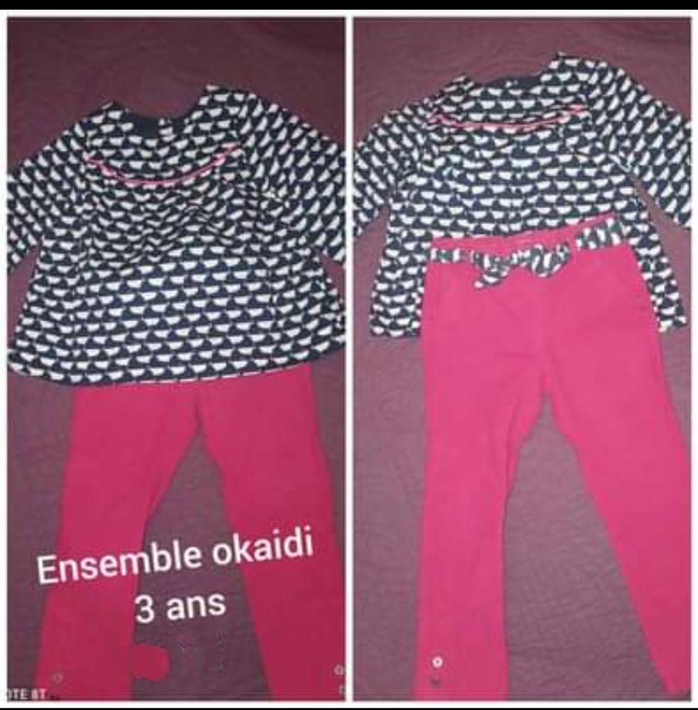 Lors vêtements fille 24-36 mois Vêtements enfants