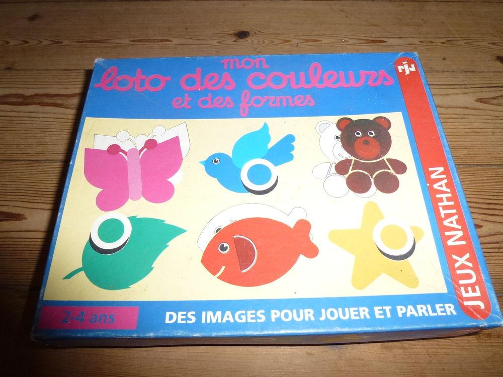 Loto des couleurs et formes 3 Le Clion Sur Mer (44)