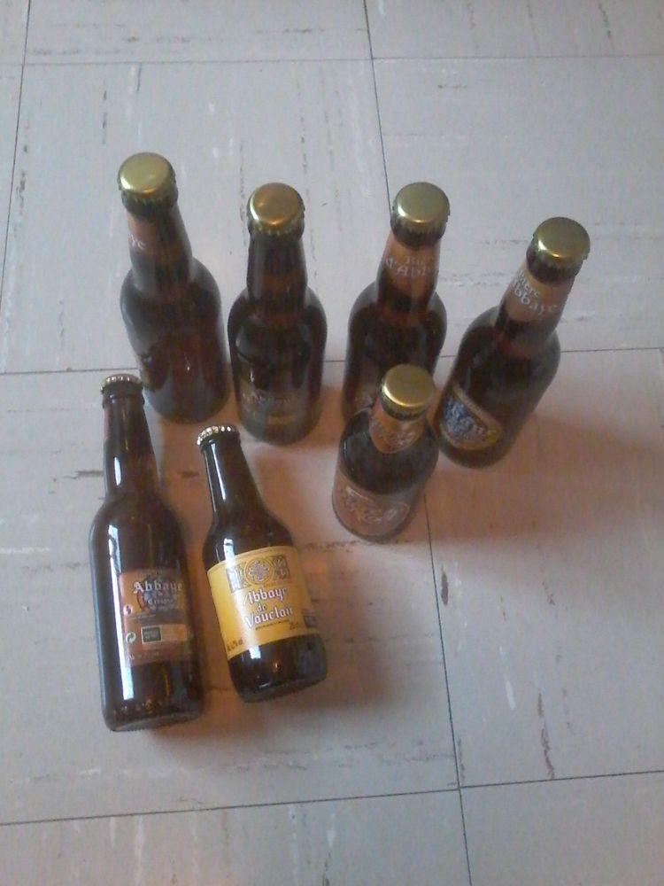 Lots bières  belge  ambrée  15 Tourcoing (59)