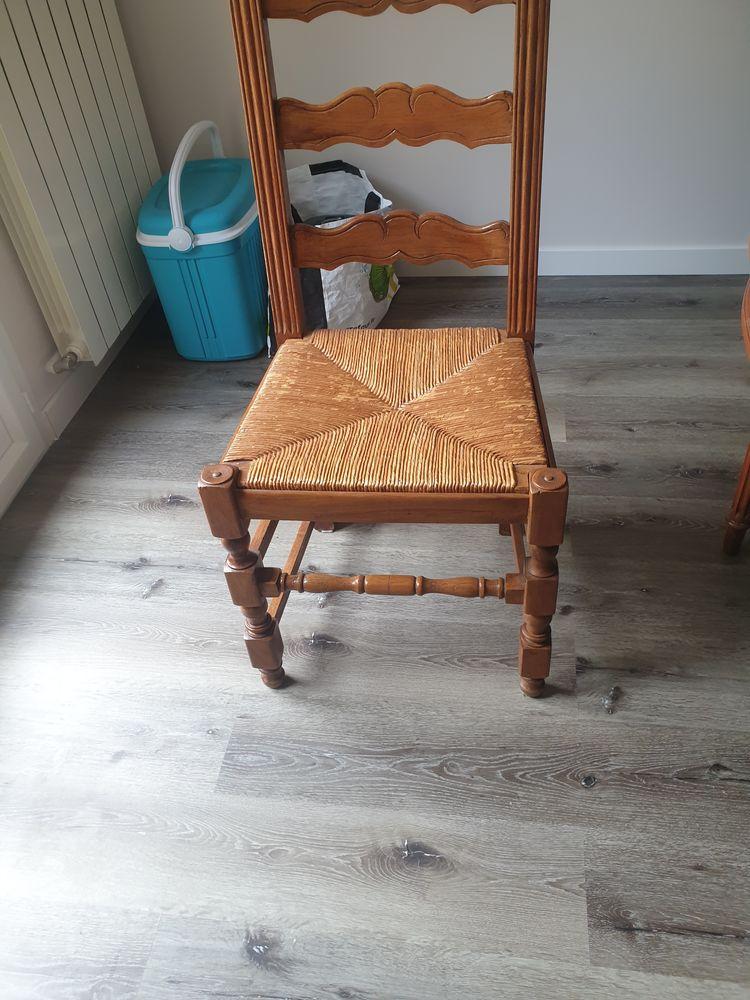 Lots de 6 chaises  0 Les Mureaux (78)