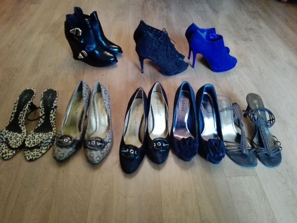 Achetez Occasion À Les Chaussures Lots Lys Dammarie Annonce Vente qqn4rPWCw