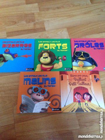 Lots de 5 livres pour enfants 5 Saint-Priest (69)