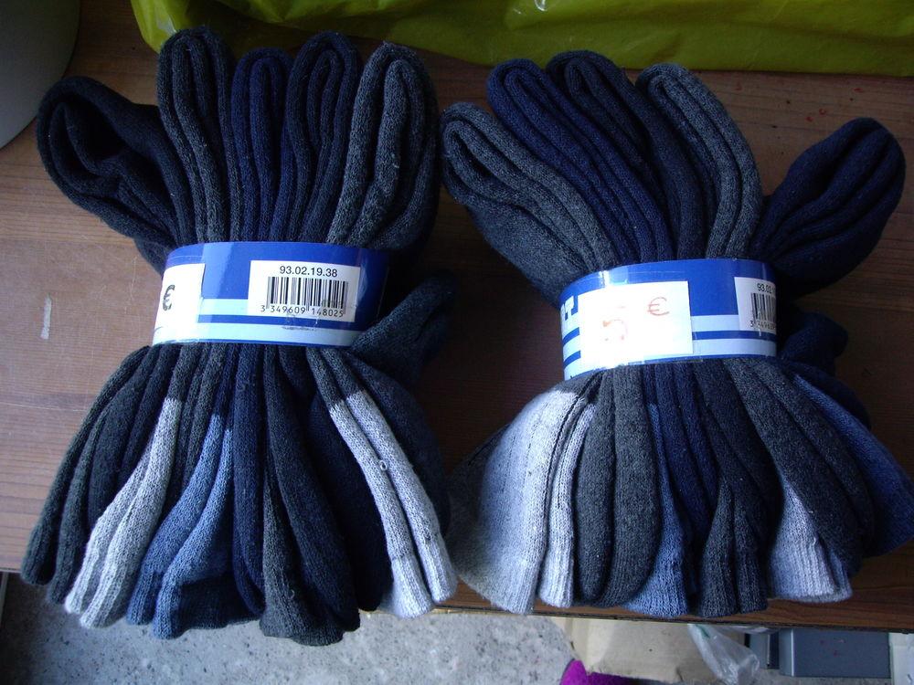 Lots de Paires de Chaussettes Homme - Neufs 4 Bouxwiller (67)