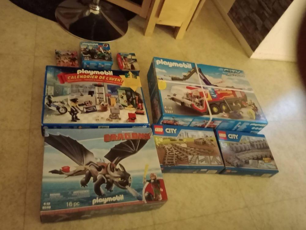 Lots Playmobil 90 Lognes (77)