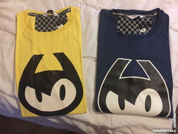 Lots de 2 T-shirt de marque Faster by Pepe jeans 1 La Coucourde (26)