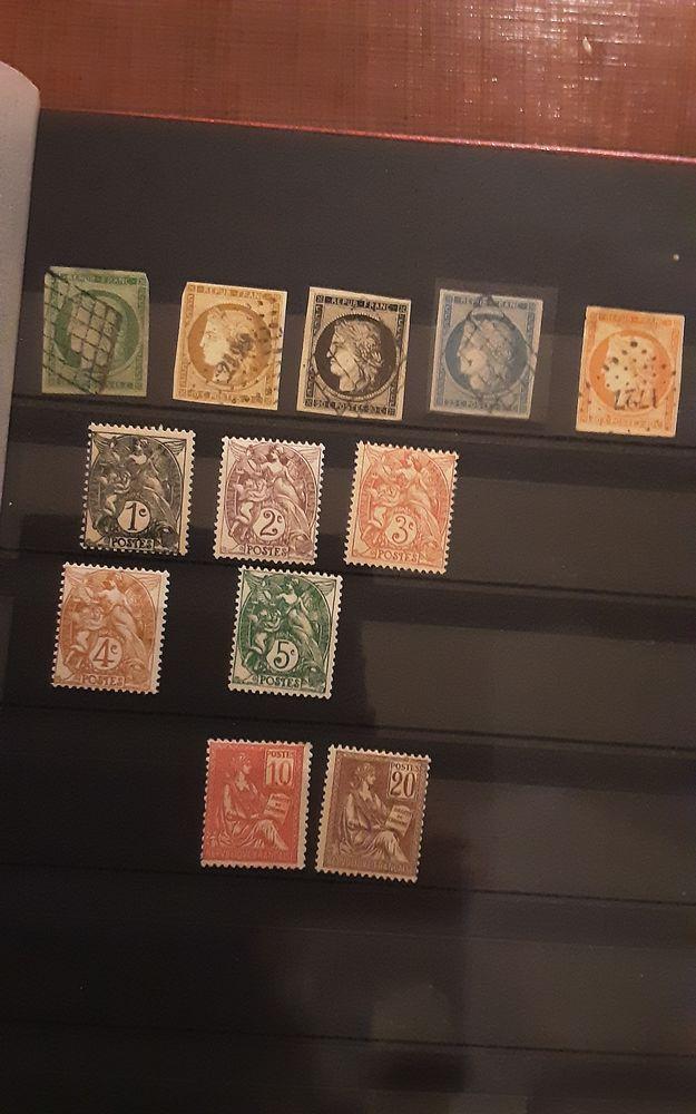 lots de timbre 0 Aigues-Mortes (30)