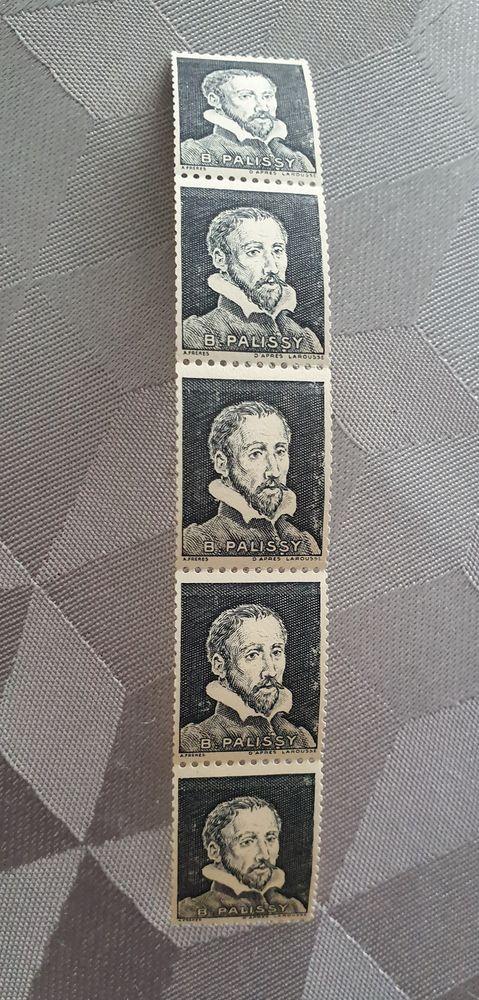 LOTS TIMBRES PALISSY 3 Joué-lès-Tours (37)