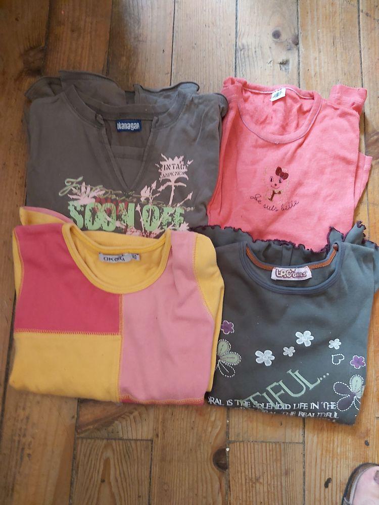 lots de vêtements autonne hivers filles 10et12 ans 20 Langon (33)