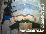 Lots vêtements garçon taille 6 mois 15 Valenciennes (59)