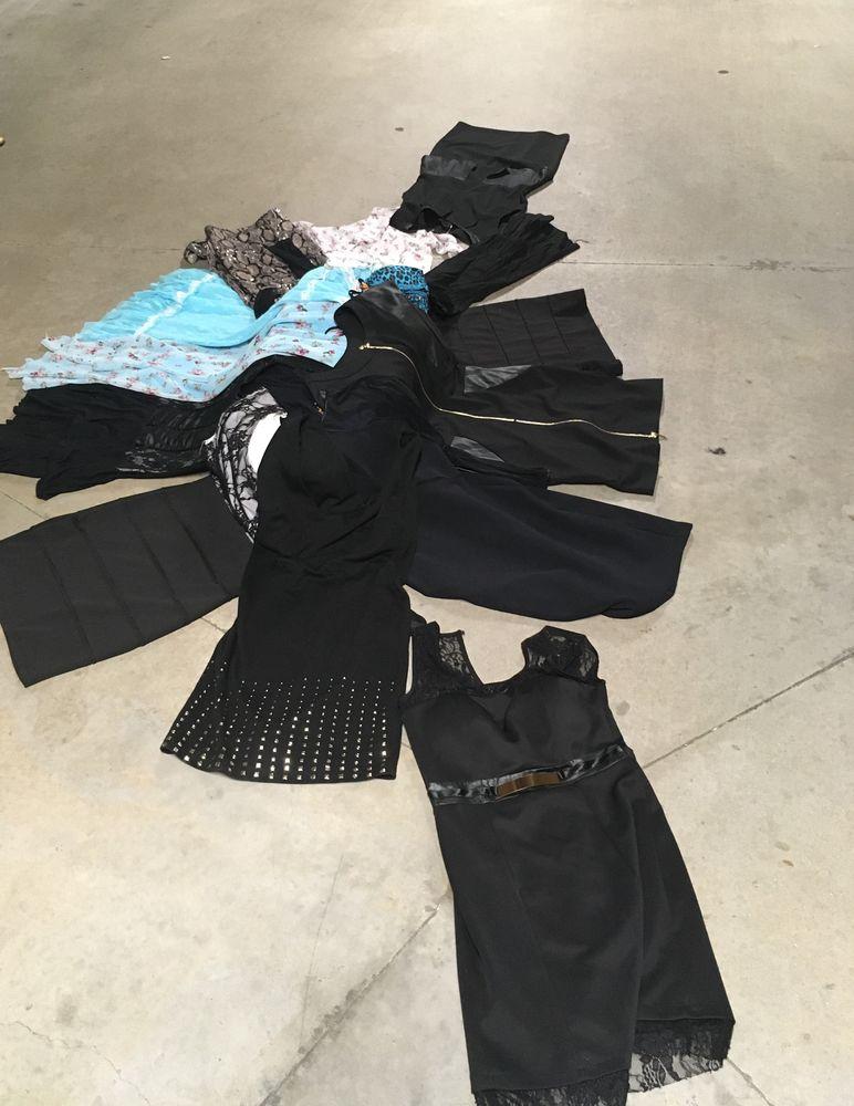 Lots de vêtements pour femmes à saisir 2 Carquefou (44)