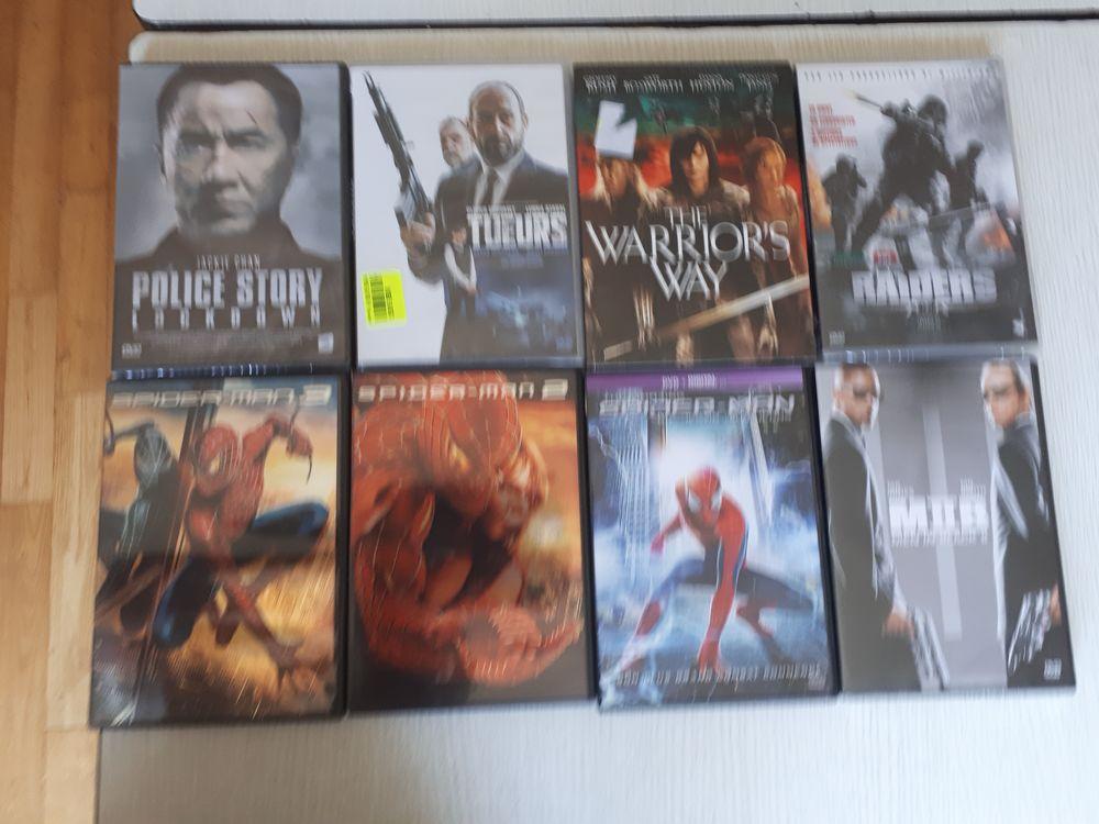 Lots 16 dvd 20 Fougères (35)