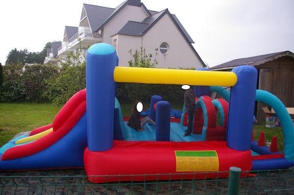 Toboggans occasion en bretagne annonces achat et vente - Vente chateau gonflable ...