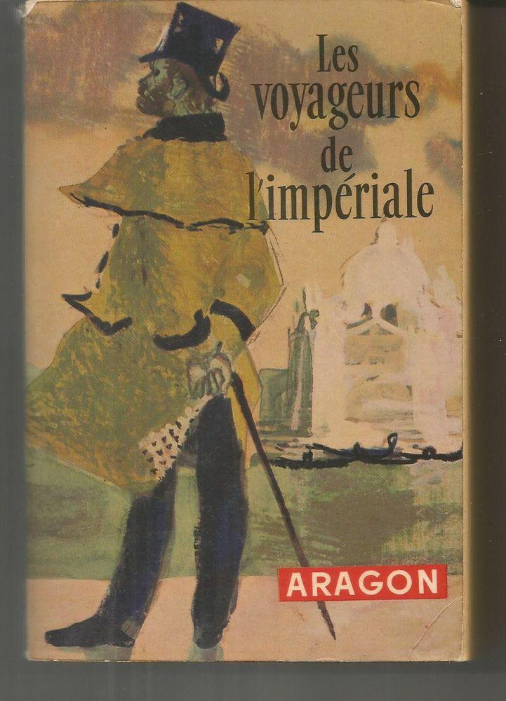 Louis ARAGON : les voyageurs de l'Impériale  2 Montauban (82)