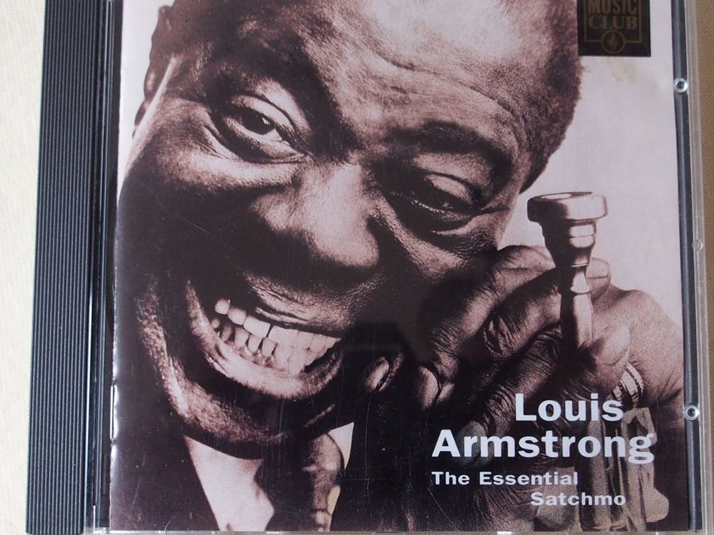 CD Louis ARMSTRONG 6 Lille (59)