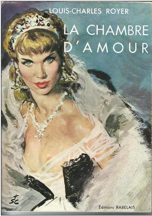 Louis-Charles ROYER La chambre d'amour  7 Montauban (82)
