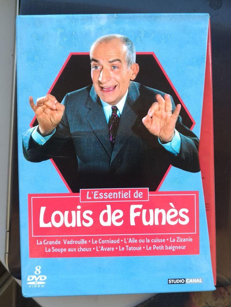 LOUIS DE FUNES, l'essentiel 50 Chamalières (63)