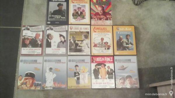 DVD Louis de funes 5 Ronchin (59)