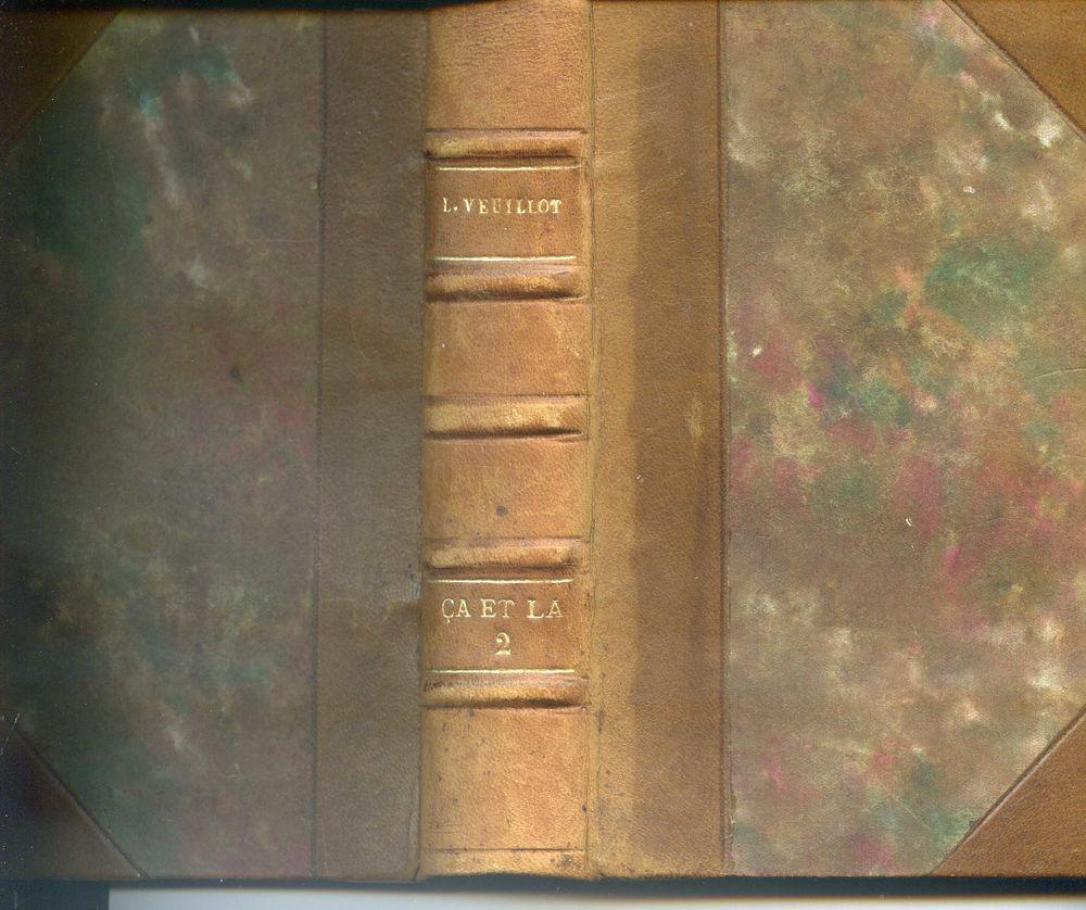 Ça et là - 2 - Louis Veuillot, Livres et BD