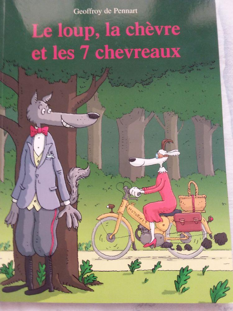 Le loup, la chèvre  et les 7 chevreaux 2 Faulx (54)