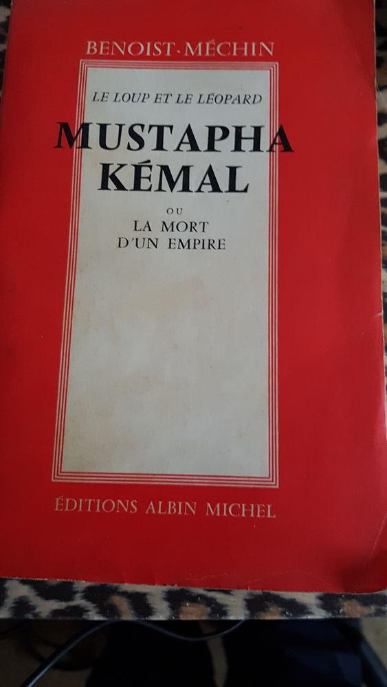 Le loup et le léopard ou la mort d'un empire  Mustapha Kémal 20 Saint-Michel-sur-Orge (91)