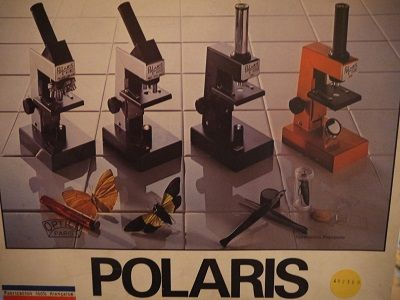 Loupe Polaris monoculaire 9 Nommay (25)