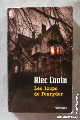 LES LOUPS DE FENRYDER d'Alec Covin J'ai lu Thrille 2 Attainville (95)