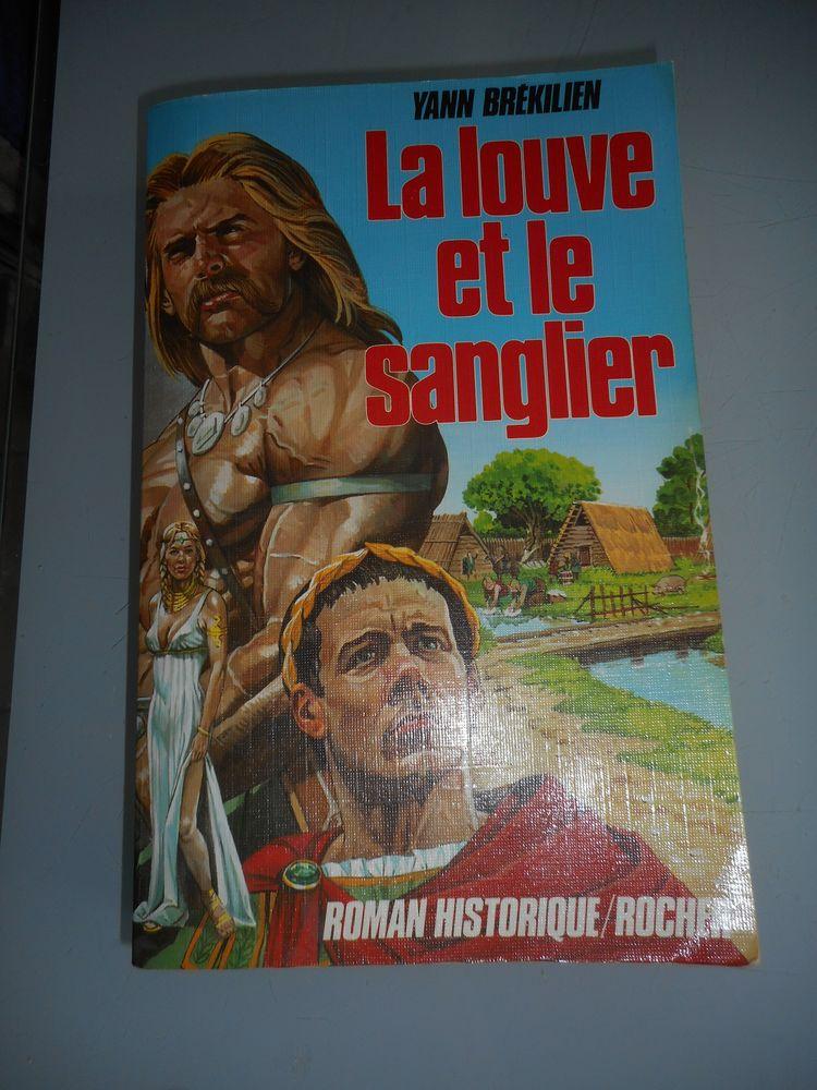 LA LOUVE ET LE SANGLIER 4 Limay (78)
