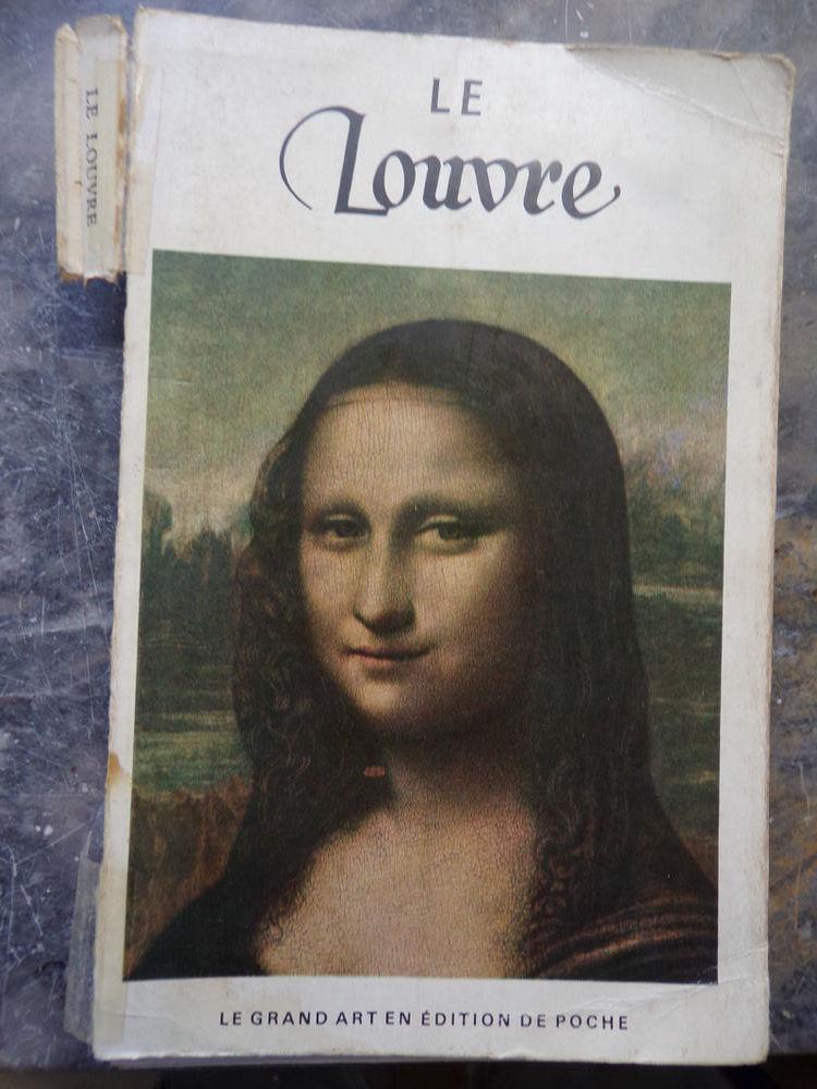 Le Louvre par Germain Bazin aux éditions flammarion  3 Laval (53)