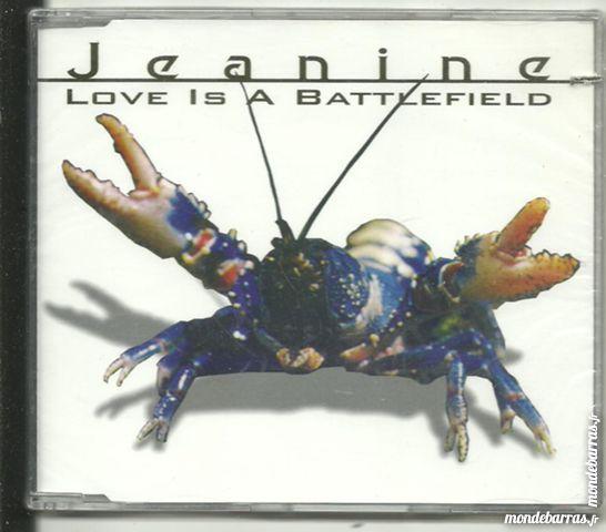 CD Love Is à Battlefield - Jeanine - neuf et embal 6 Montauban (82)