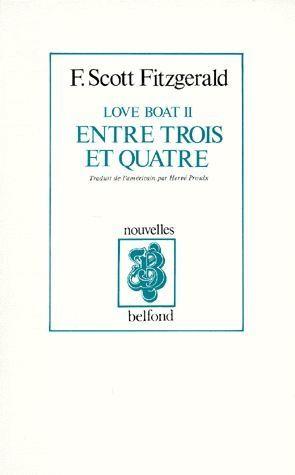 Love boat t.2 ; entre trois et quatre 7 Rennes (35)