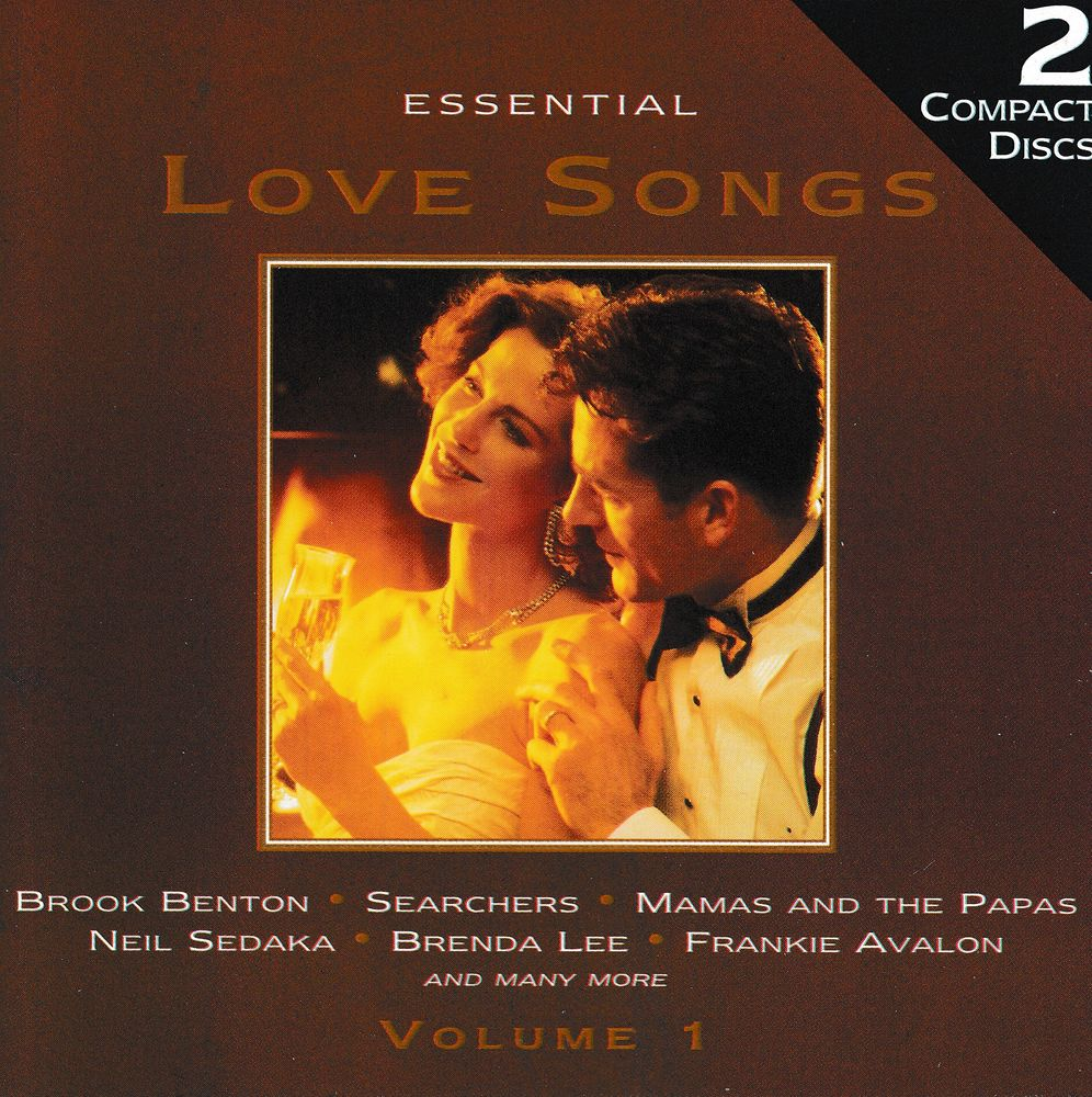 CD   Love Songs Volume 1  Compilation 7 Bagnolet (93)