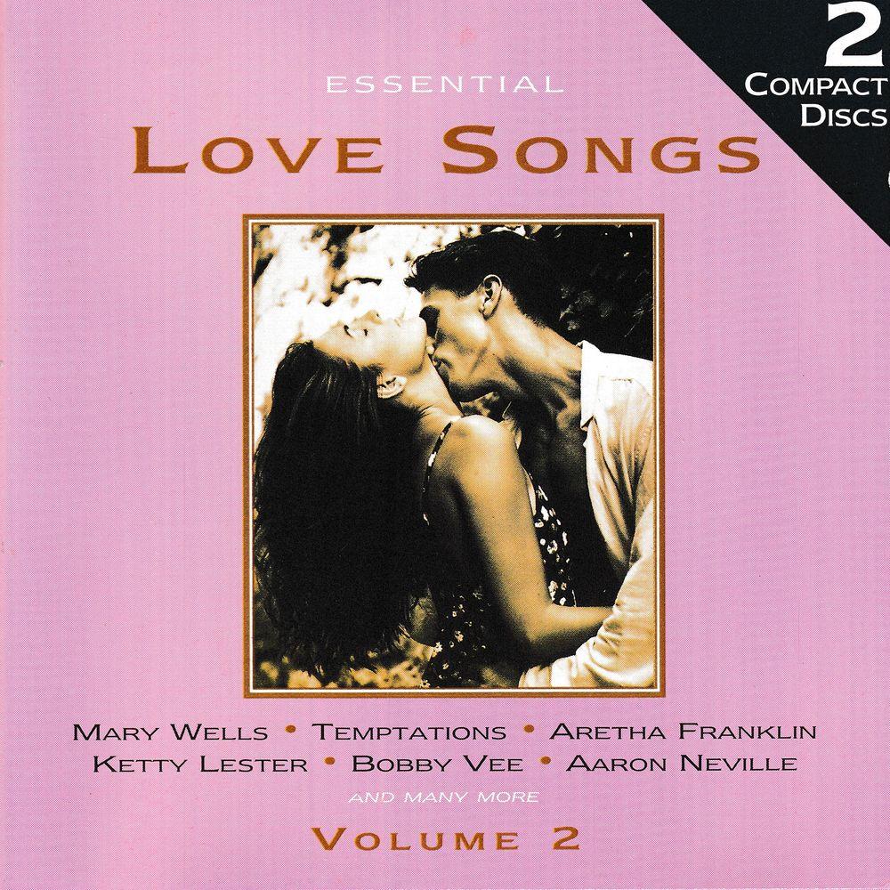 CD   Love Songs Volume 2     Compilation 7 Bagnolet (93)