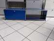 Lowboard tv/hifi usm haller 2 cases bleu gentiane