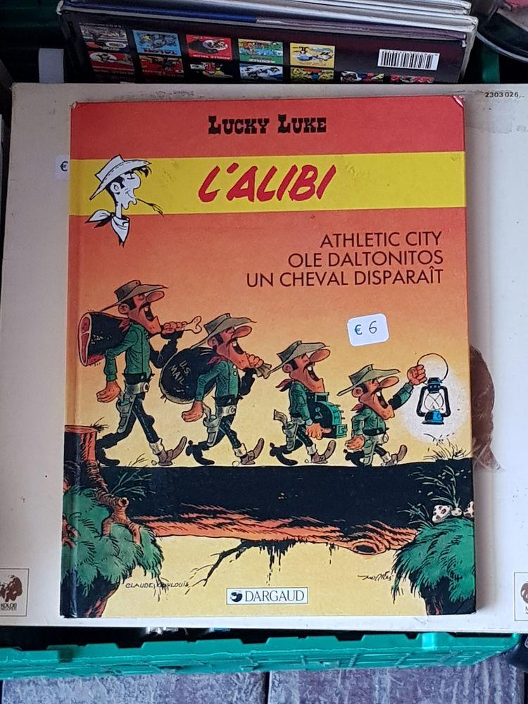 bd lucky luke l alibi Prix 6€ 6 Rethel (08)