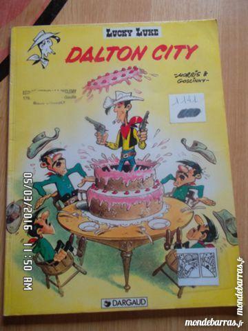 BD LUCKY LUKE DALTON CITY 5 Chambly (60)