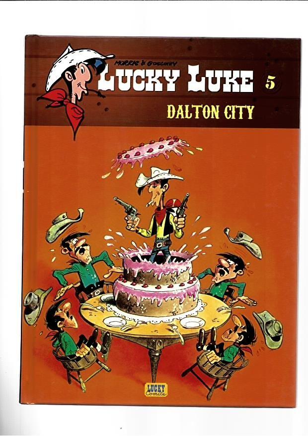 Lucky Luke T.3 ; Dalton city 2 Saint-Jean-d'Angély (17)