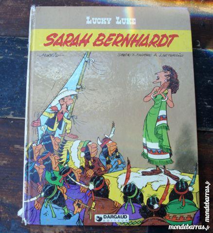 BD Lucky Luke Sarah Bernhardt 2 Villeneuve-d'Ascq (59)