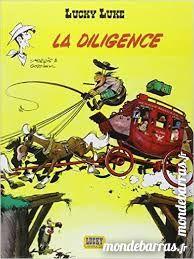 Lucky Luke-tome 1-La Diligence 5 Noyelles-sous-Lens (62)