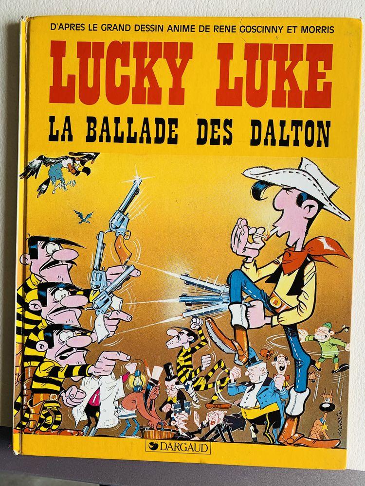 2 BD Lucky Luke 18 Arcueil (94)