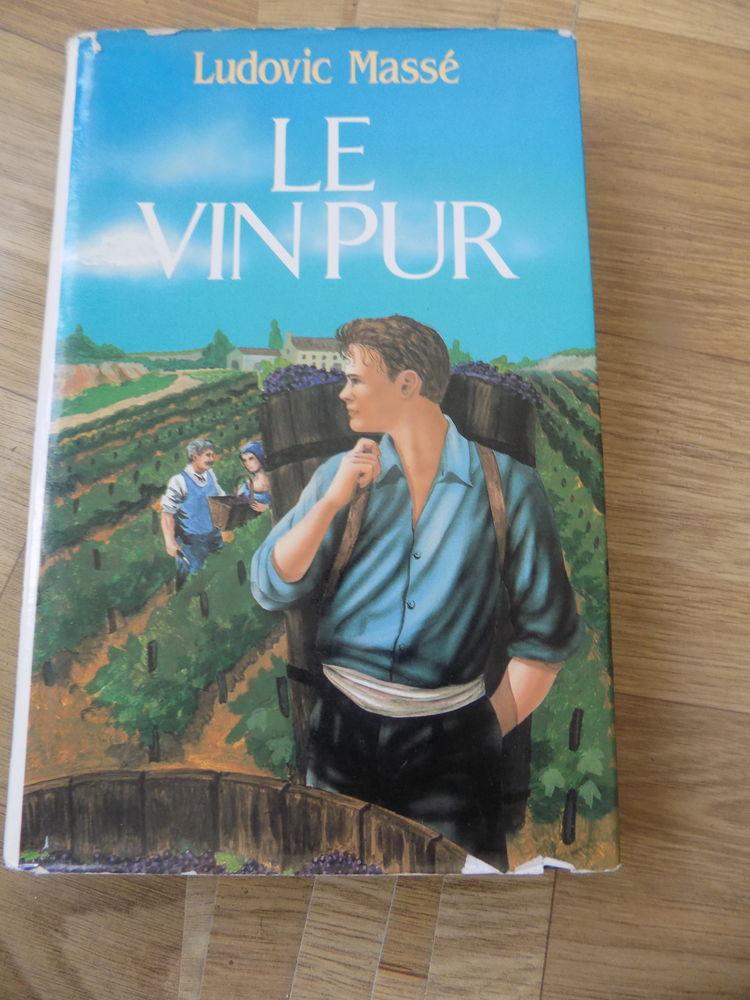 Le vin pur Ludovic Massé 1 La Motte-d'Aveillans (38)