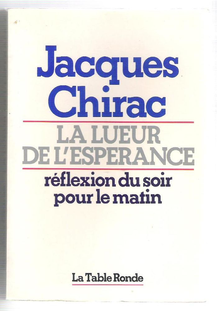 La lueur de l'espérance  (Jacques Chirac) 3 Balma (31)