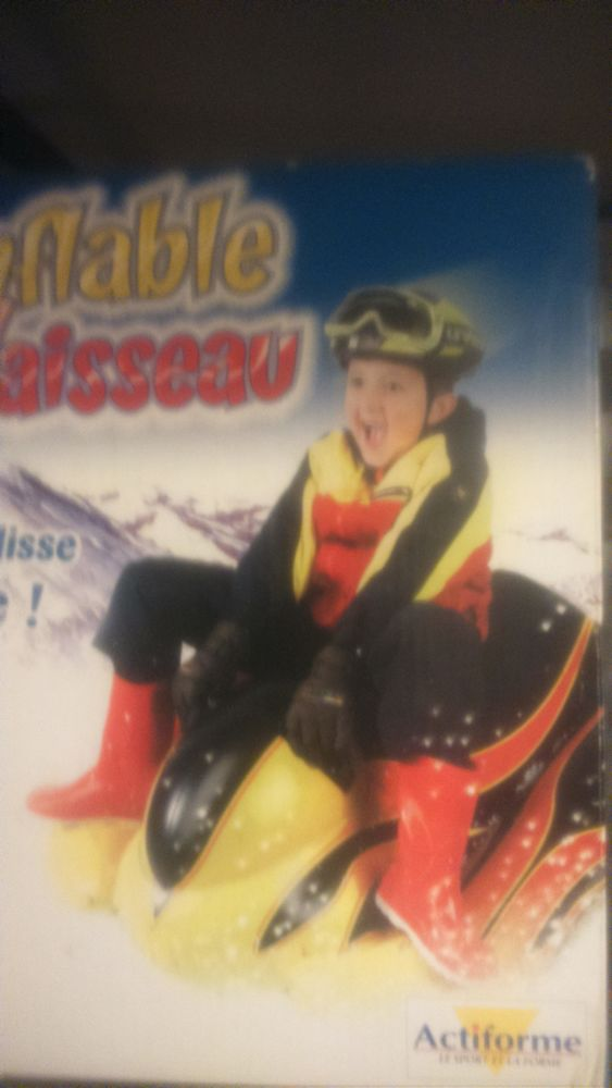 Luge gonflable  20 Tarbes (65)