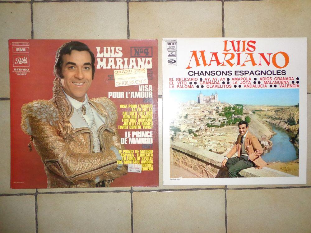 LUIS MARIANO, TENOR, vinyles de 1978 7 Éragny (95)