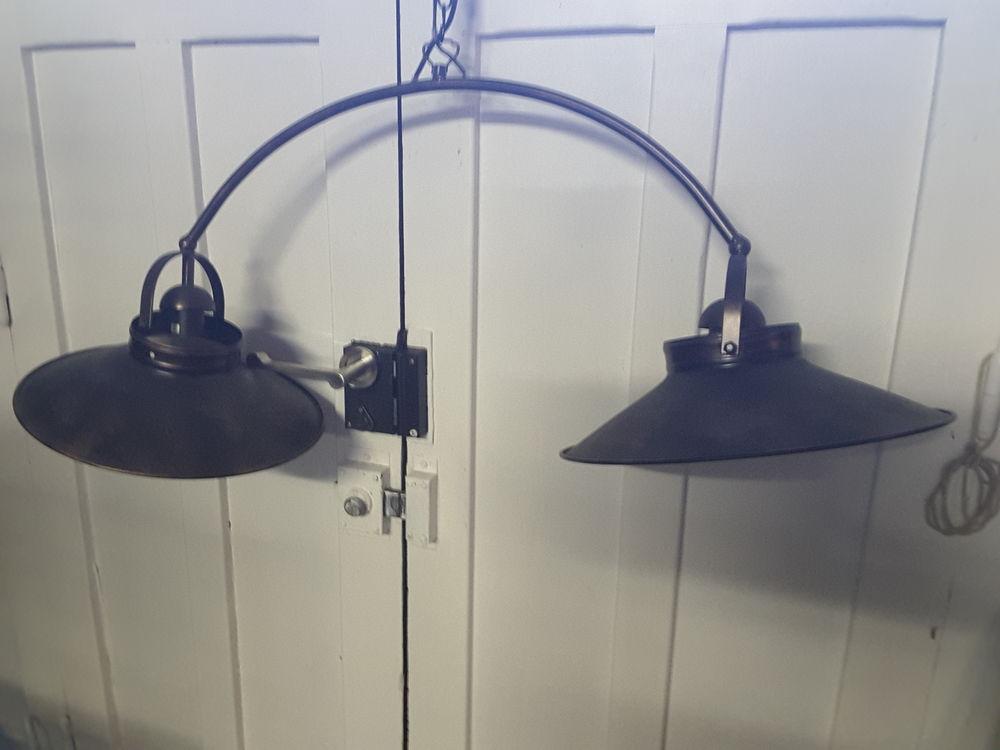 Luminaire double  50 Roanne (42)