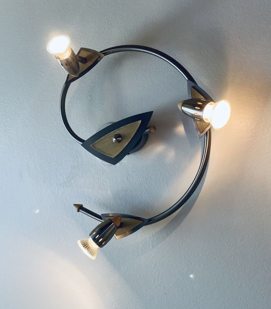 Luminaire en laiton  95 Marseille 8 (13)