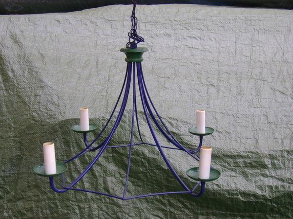 luminaire plafonnier 4 branches 18 Nanterre (92)
