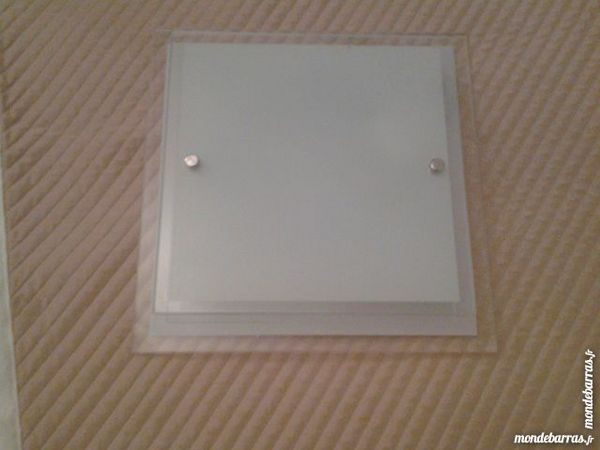 Luminaire plafonnier en verre 45 Pleuven (29)